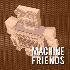 Jon Wesley Machine Friends Logo